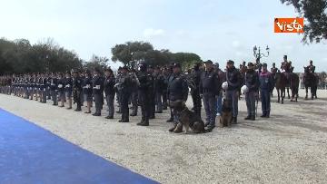 3 - Festa per il 166/o anniversario della Polizia di Stato con Fico, Minniti e Gabrielli