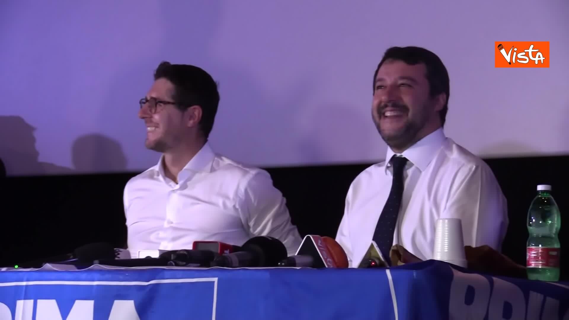 05-11-19 Salvini presenta la campagna elettorale in Campania, le immagini_06