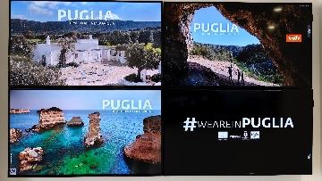 1 - Turismo Puglia, la presentazione della campagna di promozione
