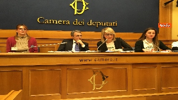 2 - Costa a conferenza Mamme No PFAS alla Camera dei Deputati
