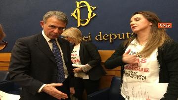 10 - Costa a conferenza Mamme No PFAS alla Camera dei Deputati
