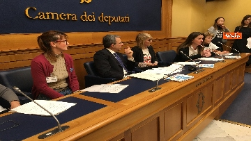 7 - Costa a conferenza Mamme No PFAS alla Camera dei Deputati