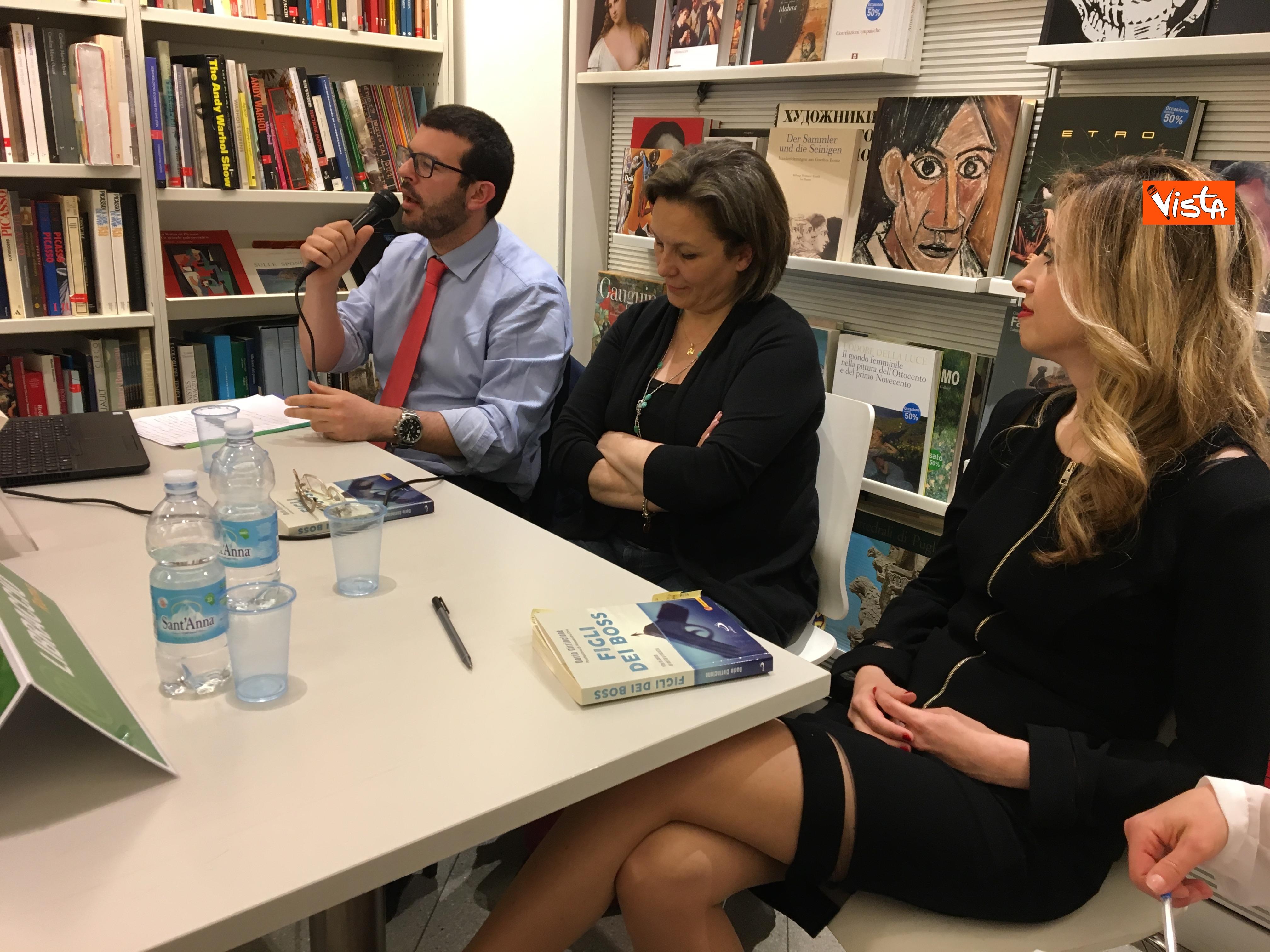 23-05-19 I figli dei boss la presentazione del libro di Dario Cirrincione_05