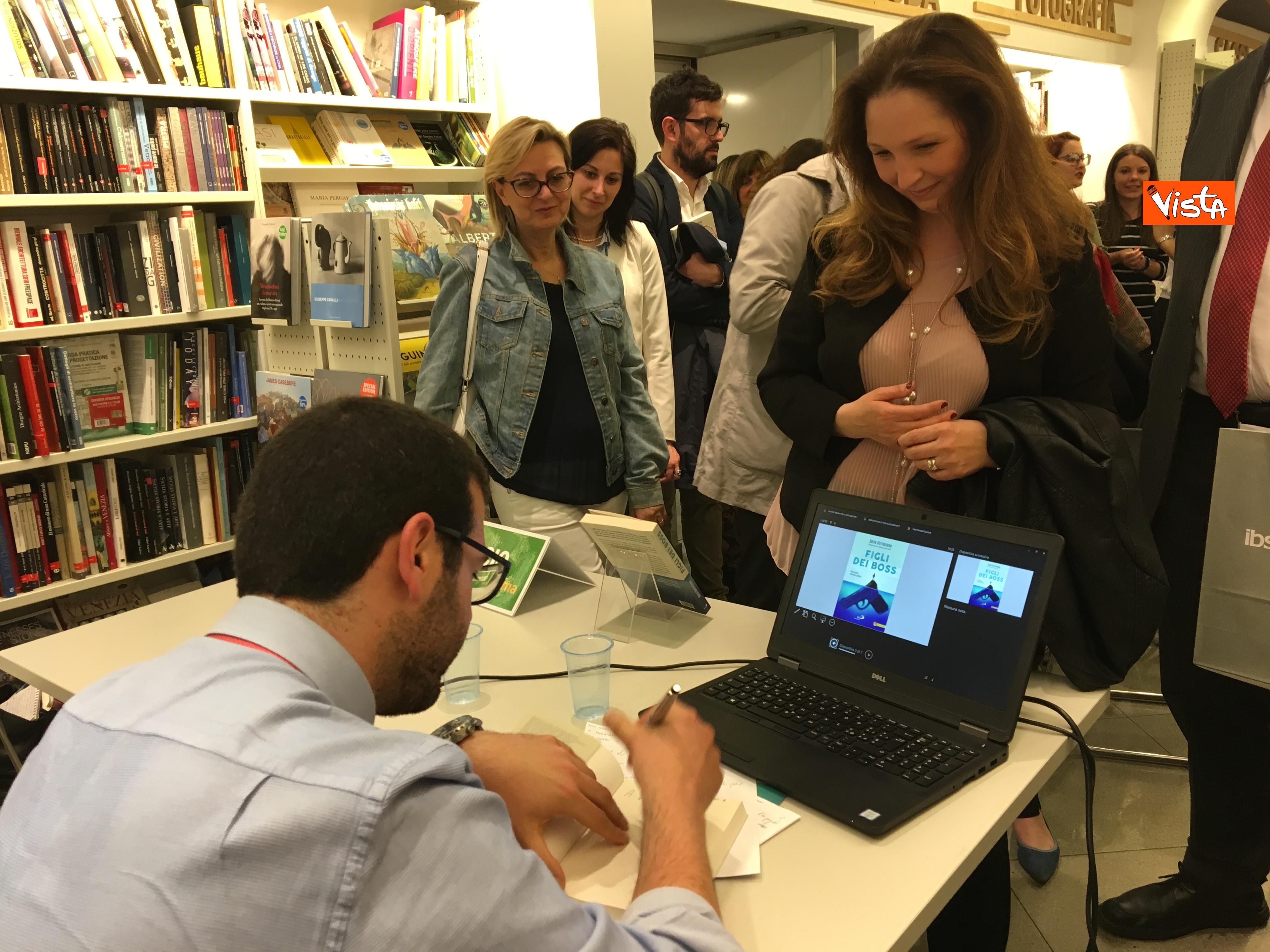 23-05-19 I figli dei boss la presentazione del libro di Dario Cirrincione_13