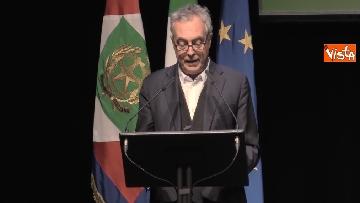7 - Il presidente della Repubblica Mattarella all'inaugurazione della XXII Triennale di Milano