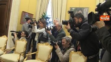 2 - Fico e Raggi, primo incontro ufficiale a Montecitorio