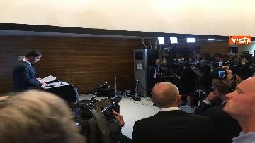 1 - Tajani incontra Rutte a Strasburgo