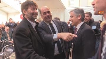 3 - Franceschini e Zingaretti partecipano alla conferenza Regione Lazio