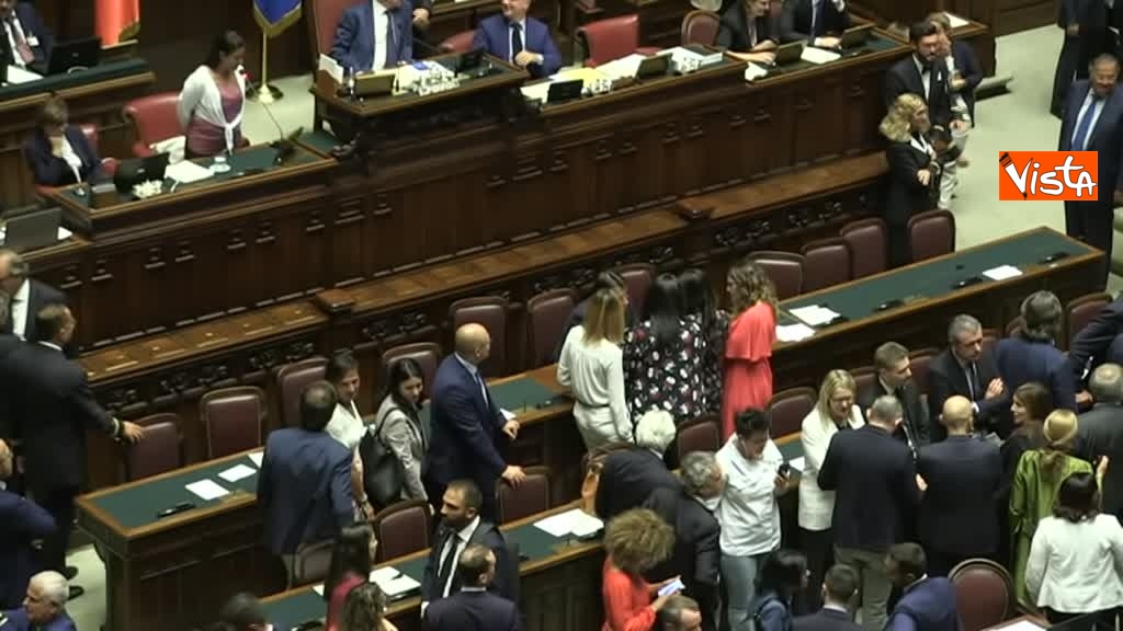 09-09-19 Governo incassa la fiducia alla Camera_11