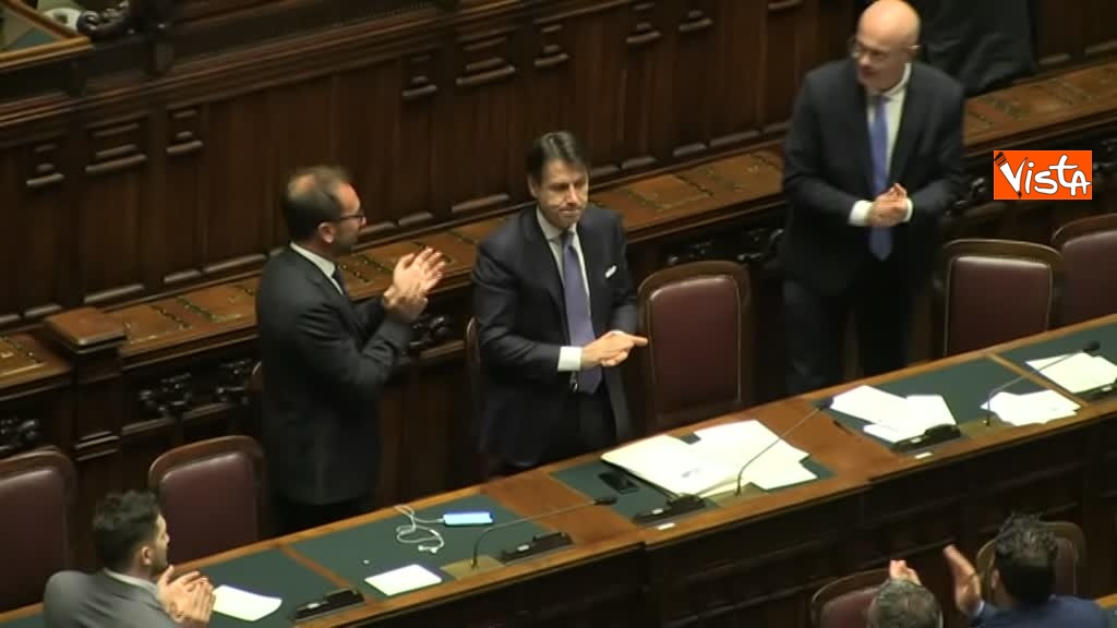 09-09-19 Governo incassa la fiducia alla Camera_09