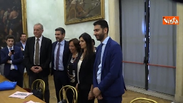 5 - Raggi e Fraccaro alla Presentazione del Global Forum on Direct Democracy
