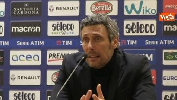 1 - Lazio-Bologna, le conferenze degli allenatori
