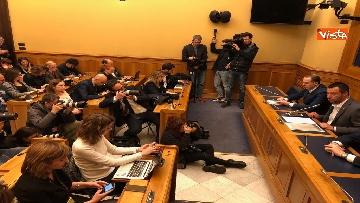 1 - Droga, Lega presenta ddl per raddoppiare pene, la conferenza con Salvini immagini
