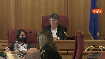 8 - Il Giudizio di parificazione sul Rendiconto generale della Regione Lazio
