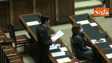 7 - Speranza alla Camera dei Deputati per comunicazioni sull'emergenza Covid