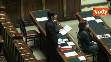 6 - Speranza alla Camera dei Deputati per comunicazioni sull'emergenza Covid