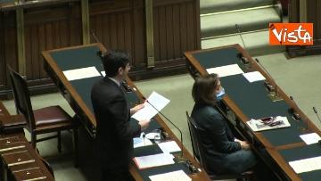 3 - Speranza alla Camera dei Deputati per comunicazioni sull'emergenza Covid