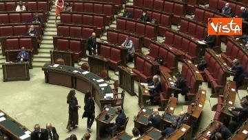 2 - Speranza alla Camera dei Deputati per comunicazioni sull'emergenza Covid