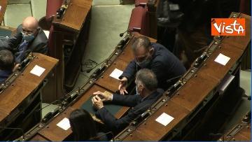 5 - Speranza alla Camera dei Deputati per comunicazioni sull'emergenza Covid