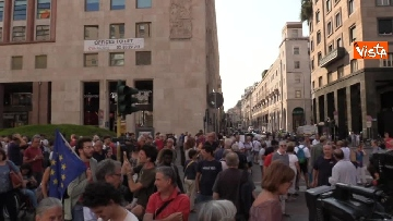 4 - Manifestazione anti Salvini a Milano