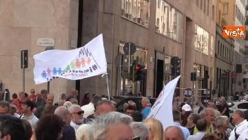 10 - Manifestazione anti Salvini a Milano