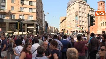 1 - Manifestazione anti Salvini a Milano