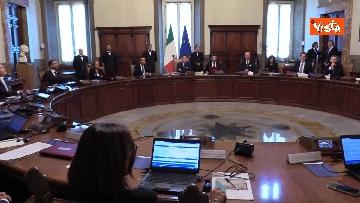 1 - Il primo Consiglio dei Ministri del Governo Conte Bis, le immagini