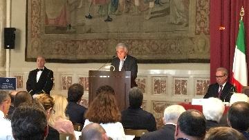 12 - Autorità Trasporti, la relazione annuale con Mattarella, Toninelli, Fico Casellati immagini