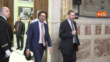 2 - Autorità Trasporti, la relazione annuale con Mattarella, Toninelli, Fico Casellati immagini
