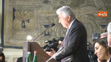 6 - Autorità Trasporti, la relazione annuale con Mattarella, Toninelli, Fico Casellati immagini