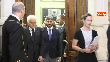 3 - Autorità Trasporti, la relazione annuale con Mattarella, Toninelli, Fico Casellati immagini