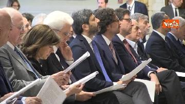 5 - Autorità Trasporti, la relazione annuale con Mattarella, Toninelli, Fico Casellati immagini