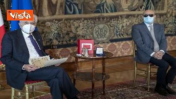 4 - Mattarella riceve delegazione dell'Unione Italiana dei Ciechi e Ipovedenti, le immagini