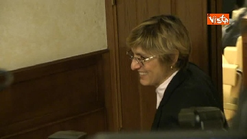 3 - Primo giorno per Giulia Bongiorno, da avvocato a senatrice della Lega