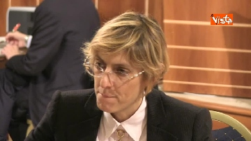 1 - Primo giorno per Giulia Bongiorno, da avvocato a senatrice della Lega