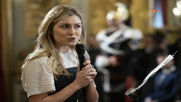 8 - Mattarella consegna gli Attestati d'Onore ai nuovi Alfieri della Repubblica, le immagini