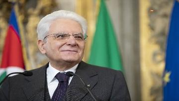5 - Mattarella consegna gli Attestati d'Onore ai nuovi Alfieri della Repubblica, le immagini