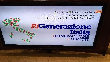 7 - RiGenerazione Italia, l'evento organizzato da Cultura Democratica con Zingaretti