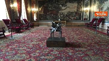 13 - Quirinale contemporaneo, l'arte e il design del periodo repubblicano nella Casa degli Italiani