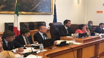 1 - Ad Poste Del Fante in audizione in commissione Trasporti, Poste e Telecomunicazioni immagini