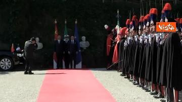 4 - Italia-Cina, Conte accoglie Xi Jinping a Villa Madama