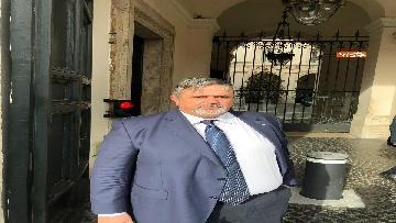 10 - Il Governo incontra i sindacati a Palazzo Chigi