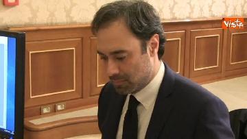 6 - Da Centinaio a Laforgia, i senatori si registrano a Palazzo Madama
