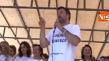 2 - Il comizio di Salvini a Cantù