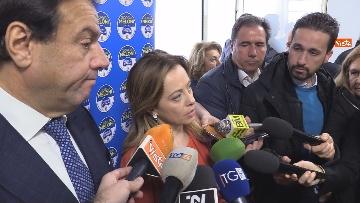 1 - Conferenza stampa Fratelli d'Italia per le elezioni suppletive, le immagini