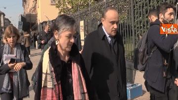 8 - Settimana dei Musei, il ministro Bonisoli visita il Cenacolo Vinciano a Milano