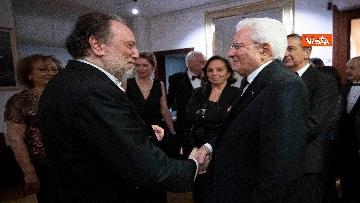 10 - Mattarella alla Prima della Scala di Milano