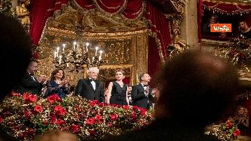 19 - Mattarella alla Prima della Scala di Milano