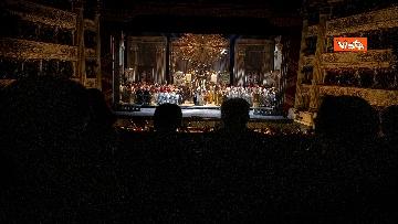 15 - Mattarella alla Prima della Scala di Milano