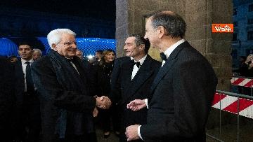 8 - Mattarella alla Prima della Scala di Milano